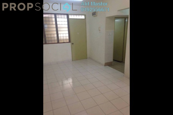 For Sale Apartment at Semarak Apartment, Setia Alam Freehold Unfurnished 3R/2B 170k