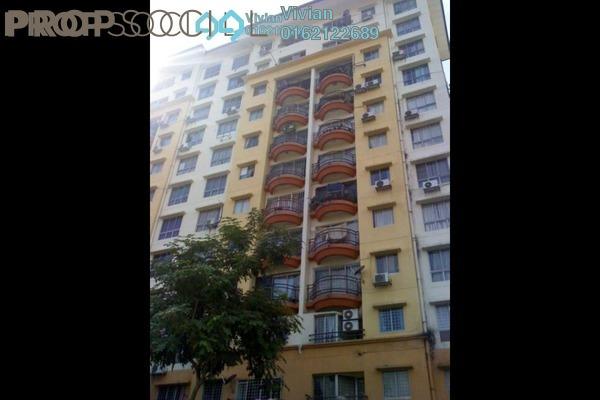 For Sale Condominium at Taman Abadi Indah, Taman Desa Freehold Semi Furnished 3R/2B 340k