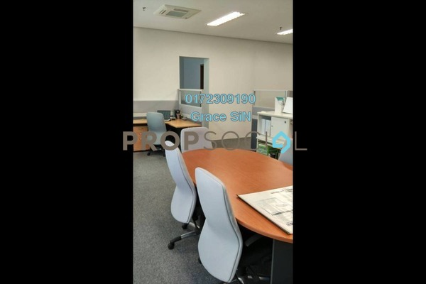 For Sale Office at Soho Suites, KLCC Freehold Fully Furnished 0R/1B 1.5m