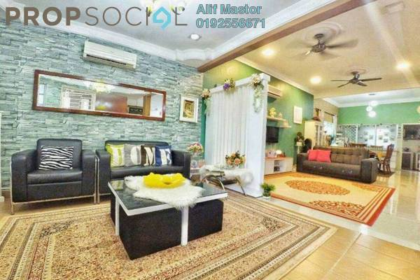 For Sale Terrace at Semenyih Parklands, Semenyih Freehold Unfurnished 4R/3B 495k