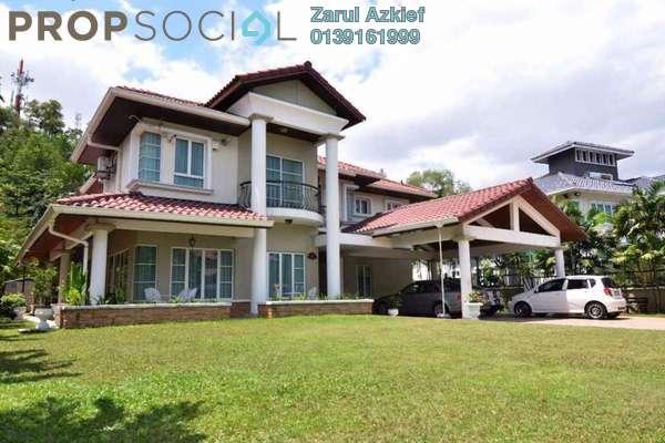 For Sale Bungalow at Suadamai, Bandar Tun Hussein Onn Freehold Unfurnished 5R/5B 3m