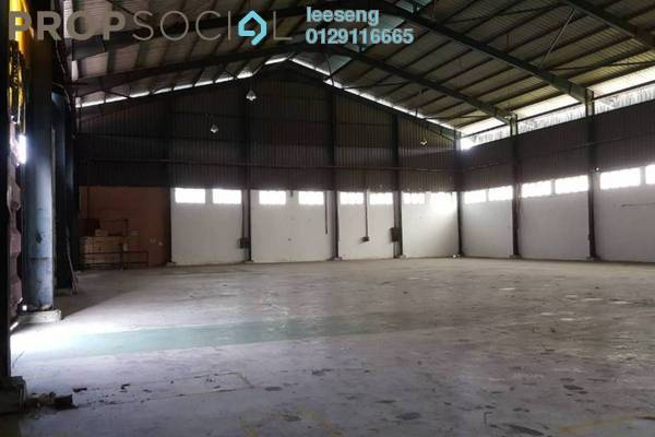 For Rent Factory at Taman Sri Muda, Shah Alam Freehold Unfurnished 0R/2B 13.9k