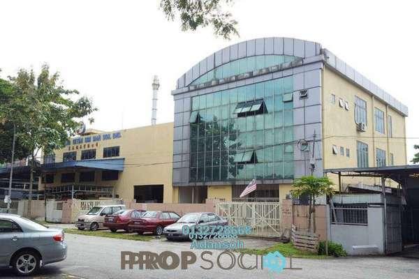For Sale Factory at Kepong Baru, Kepong Freehold Unfurnished 0R/0B 17m