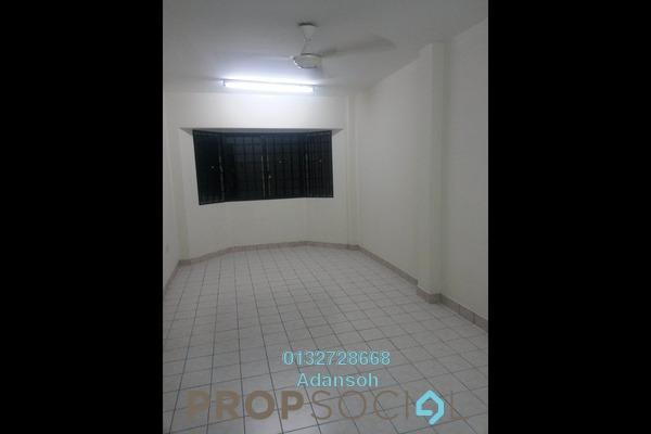 For Sale Apartment at Permai Apartment, Damansara Damai Freehold Semi Furnished 3R/2B 215k