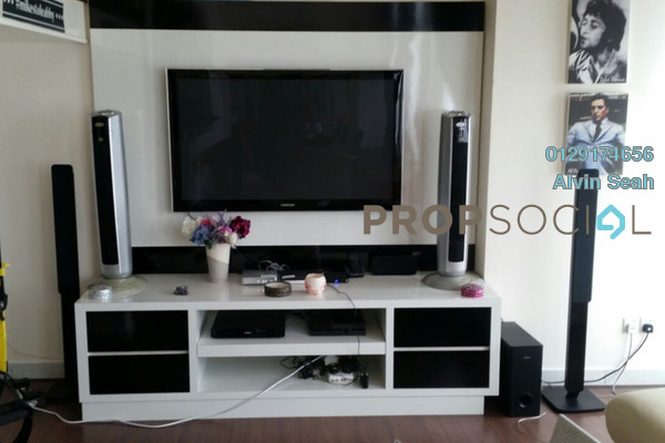 For Sale Condominium at Casa Suites, Petaling Jaya Freehold Fully Furnished 2R/2B 770k