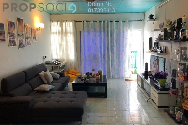 For Sale Townhouse at Taman Lagenda Mas, Cheras South Freehold Fully Furnished 3R/3B 690k