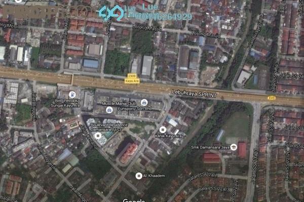 For Sale Land at Kampung Kayu Ara, Bandar Utama Leasehold Unfurnished 0R/0B 9.57m
