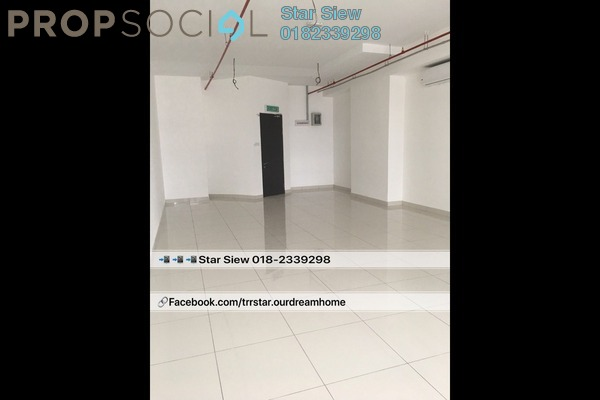 For Rent Condominium at 3 Towers, Ampang Hilir Freehold Semi Furnished 0R/1B 1.8k