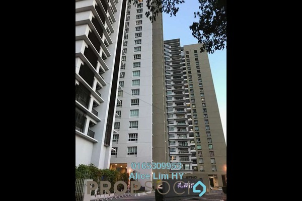 For Sale Condominium at Platino, Gelugor Freehold Fully Furnished 5R/5B 1.7m