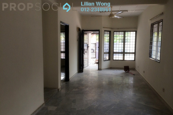 For Sale Terrace at Taman Kinrara, Bandar Kinrara Leasehold Unfurnished 3R/2B 510k