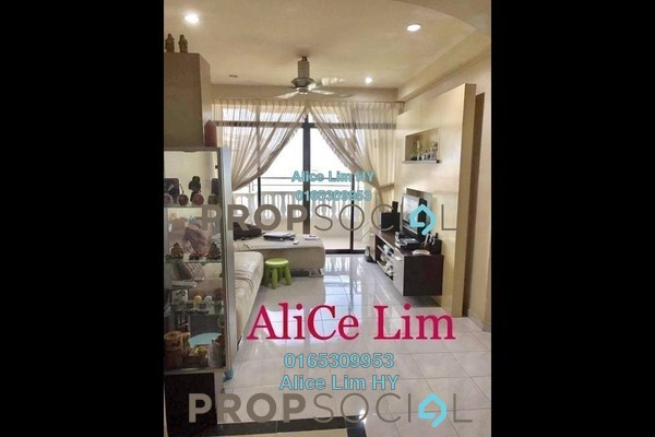 For Sale Condominium at Grand View, Tanjung Tokong Freehold Semi Furnished 3R/2B 560k