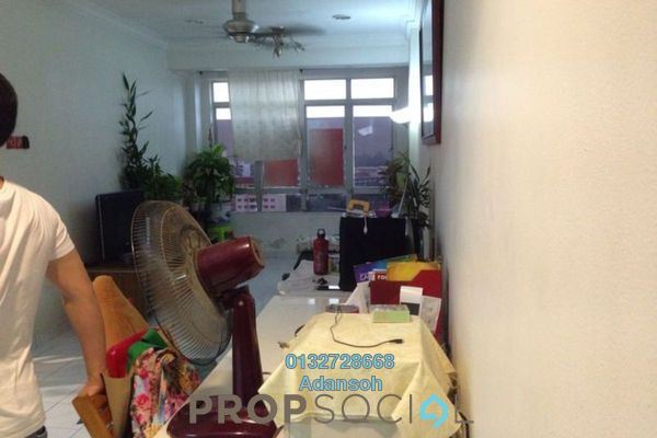 For Sale Apartment at Suria KiPark Damansara, Kepong Freehold Semi Furnished 3R/2B 350k