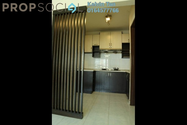 For Sale Apartment at Taman Kheng Tian, Jelutong Freehold Unfurnished 3R/2B 360k