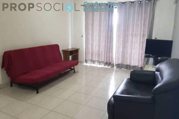 For Rent Condominium at Bangsar Permai, Bangsar Freehold Fully Furnished 3R/2B 2.5k