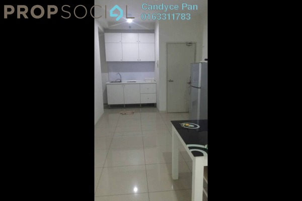 For Rent Serviced Residence at Centrestage, Petaling Jaya Freehold Semi Furnished 3R/2B 2.7k