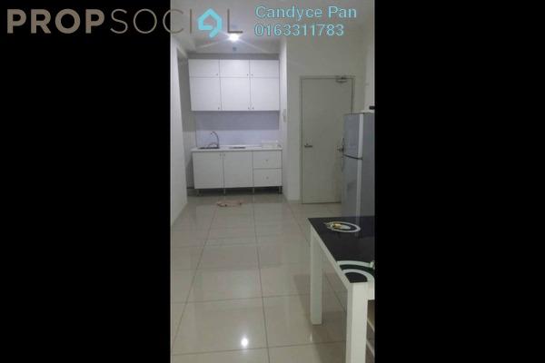 For Rent Serviced Residence at Centrestage, Petaling Jaya Freehold Semi Furnished 3R/2B 2.7k