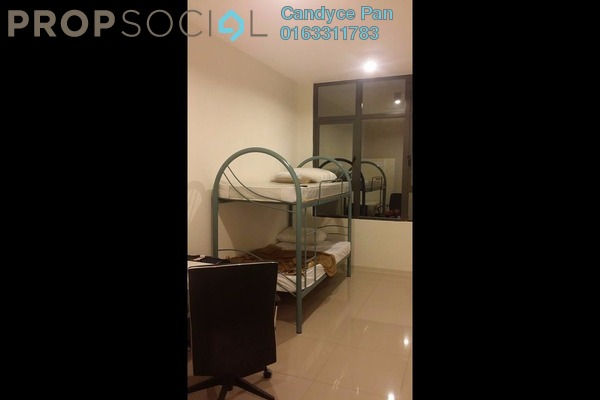 For Rent Serviced Residence at Centrestage, Petaling Jaya Freehold Fully Furnished 0R/1B 1.5k