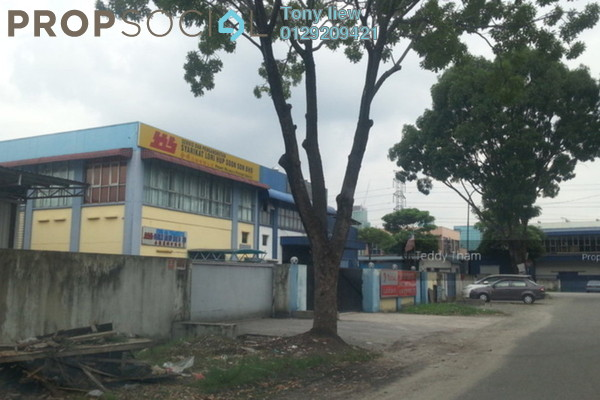 For Rent Factory at Taman Perindustrian Puchong, Puchong Freehold Semi Furnished 0R/0B 48k