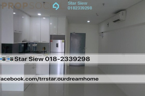 For Rent Condominium at Summer Suites, KLCC Freehold Semi Furnished 0R/1B 1.8k