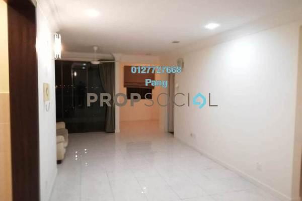 For Rent Condominium at Casa Tropicana, Tropicana Freehold Semi Furnished 2R/2B 1.75k