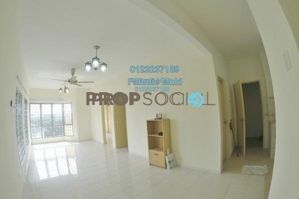 For Sale Apartment at Merak Apartment, Bandar Kinrara Freehold Semi Furnished 3R/2B 365k