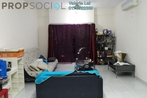 For Rent Condominium at Pelangi Damansara Sentral, Mutiara Damansara Freehold Fully Furnished 1R/1B 1.3k