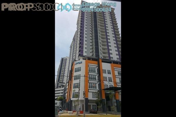 For Rent Condominium at Saville @ Kajang, Kajang Freehold Unfurnished 3R/2B 1k