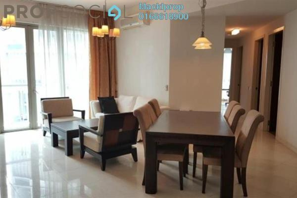 For Rent Condominium at Marc Service Residence, KLCC Freehold Semi Furnished 4R/4B 5.5k
