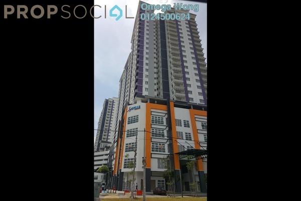 For Rent Condominium at Saville @ Kajang, Kajang Freehold Unfurnished 3R/2B 400translationmissing:en.pricing.unit