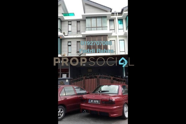 For Sale Terrace at Taman Putra Impiana, Puchong Freehold Unfurnished 5R/4B 1.1m