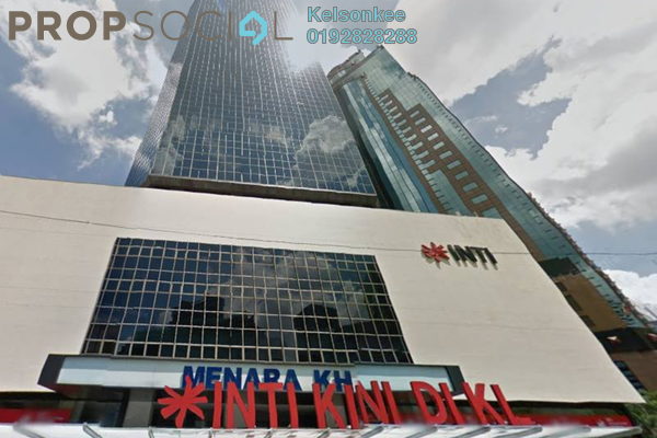 For Rent Office at Menara KH, KLCC Freehold Semi Furnished 0R/0B 1.8k