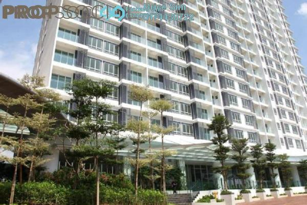 For Rent Serviced Residence at Desa Green Serviced Apartment, Taman Desa Freehold Semi Furnished 2R/2B 1.6k