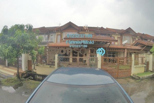 For Sale Terrace at Aspira, Bandar Bukit Raja Freehold Semi Furnished 4R/3B 590k
