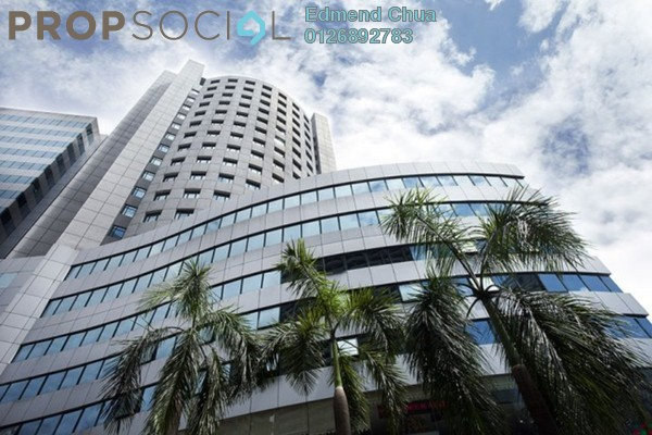 For Rent Office at Wisma UOA II, KLCC Freehold Semi Furnished 0R/0B 5.5k