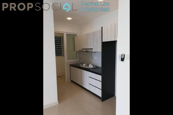 For Rent Condominium at Desa Green Serviced Apartment, Taman Desa Freehold Semi Furnished 3R/2B 2.1k