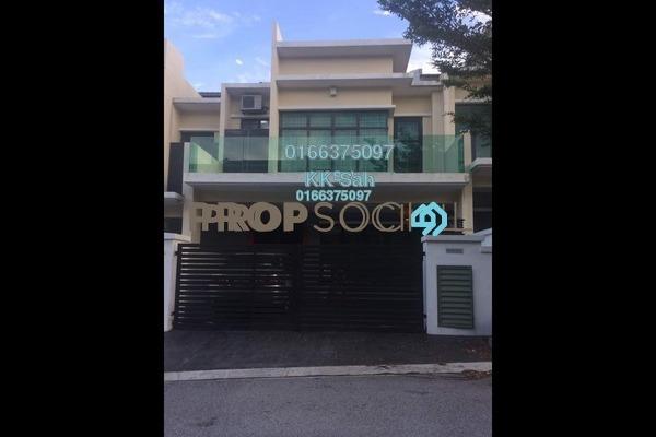 For Sale Superlink at D'Premier, Bandar Damai Perdana Freehold Fully Furnished 5R/5B 998k