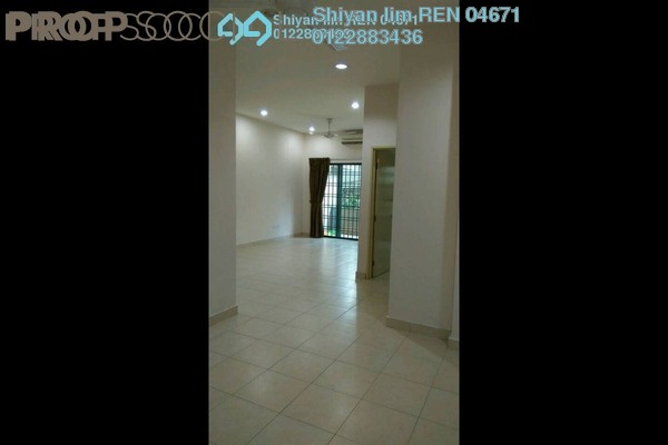 For Rent Condominium at Changkat View, Dutamas Freehold Semi Furnished 2R/1B 1.5k