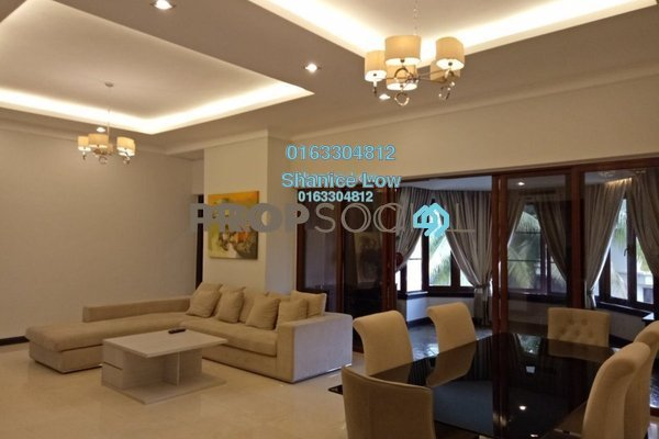 For Sale Condominium at Seri Duta II, Kenny Hills Freehold Fully Furnished 3R/3B 1.29m