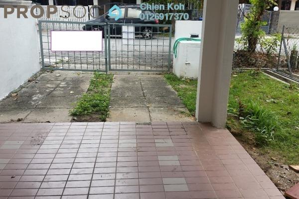 For Sale Terrace at Taman TTDI Jaya, TTDI Jaya Freehold Semi Furnished 4R/3B 595k