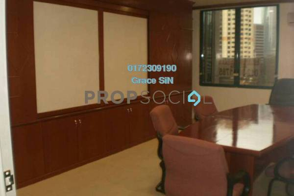 For Rent Office at Megan Avenue 2, KLCC Freehold Fully Furnished 0R/0B 8.3k