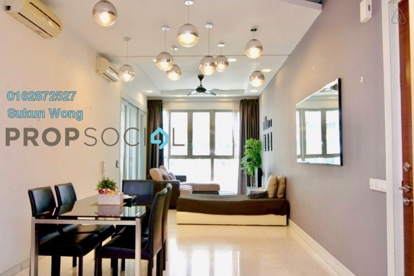 For Sale Condominium at Marc Service Residence, KLCC Freehold Fully Furnished 2R/2B 1.55m