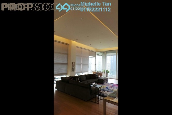 For Sale Duplex at Park Seven, KLCC Freehold Fully Furnished 5R/6B 7.3m