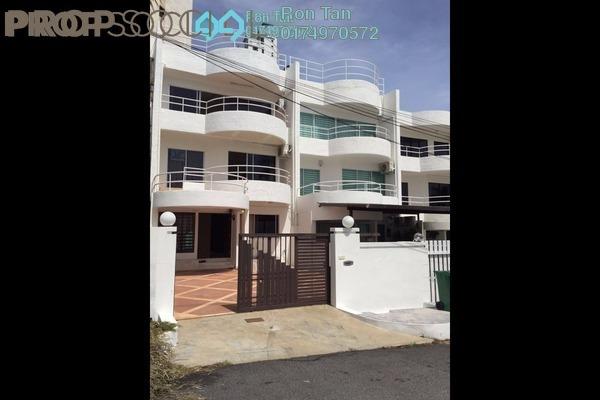 For Sale Terrace at Mount Pleasure, Batu Ferringhi Freehold Unfurnished 4R/3B 1.68m