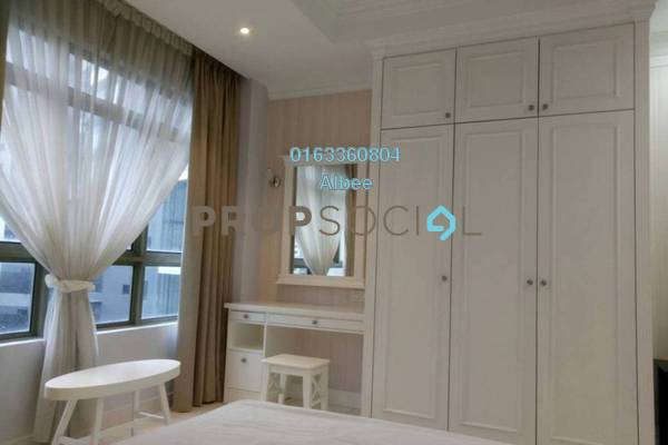 For Rent Condominium at Neo Damansara, Damansara Perdana Freehold Fully Furnished 0R/1B 2.5k