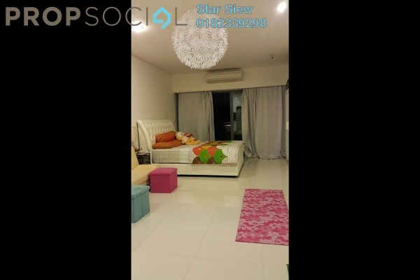 For Rent Condominium at Summer Suites, KLCC Freehold Fully Furnished 0R/1B 520k