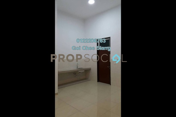 For Rent Condominium at Boulevard Serviced Apartment, Jalan Ipoh Freehold Unfurnished 3R/2B 1.8k