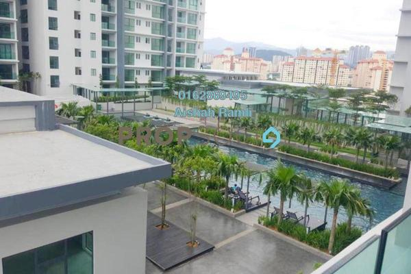 For Sale Condominium at Ascenda Residence @ SkyArena, Setapak Freehold Unfurnished 3R/2B 650k