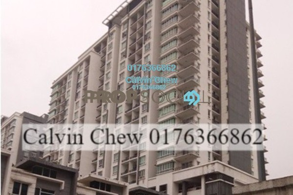 For Sale Condominium at Zenith Residences, Kelana Jaya Freehold Unfurnished 3R/2B 350k