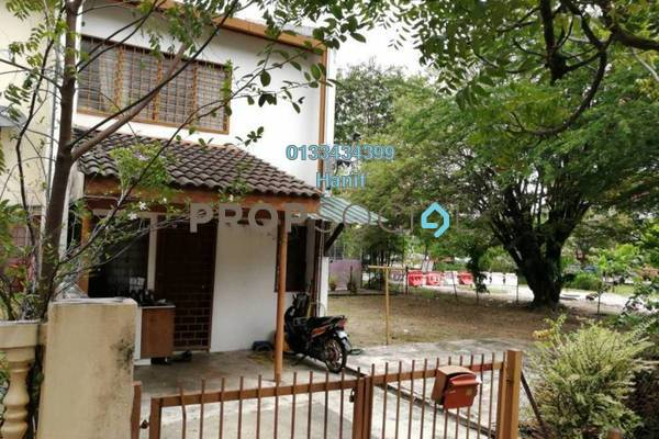 For Sale Terrace at Pandan Jaya, Pandan Indah Freehold Semi Furnished 3R/2B 780k