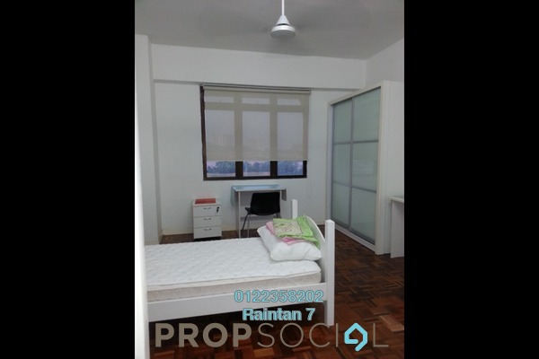 For Rent Condominium at Vista Komanwel, Bukit Jalil Freehold Fully Furnished 4R/2B 2k